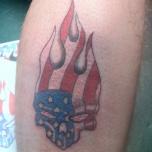 American Skull Fire!