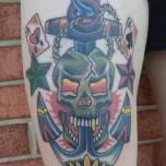 skull anchor