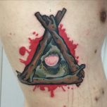 Bloody Zombie Triangle