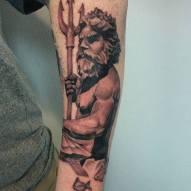 The Mighty Poseidon