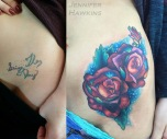 Outstanding and beautiful Rose Cover Up