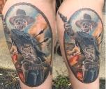 Wild West Zombie Cowboy