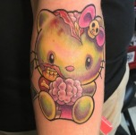 Hello Zombie Kitty!