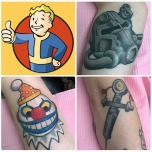 The ingredients to a Fallout Sleeve