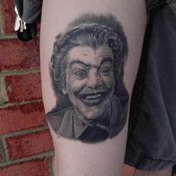 Healed Romero Cesar Joker