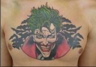 joker chest piece